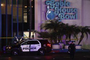 Prie Los Andželo per šaudymą boulingo klube žuvo 3 žmonės, 4 sužeisti