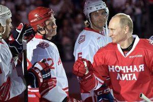 2023 metų pasaulio ledo ritulio čempionatas vyks Rusijoje