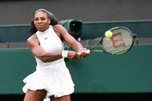 Vimbldono teniso turnyro moterų vienetų varžybų finale žais amerikietė ir vokietė