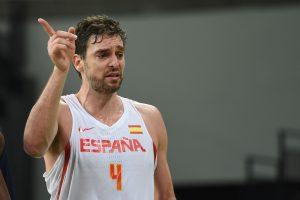 P. Gasolis tapo rezultatyviausiu visų laikų Ispanijos rinktinės krepšininku