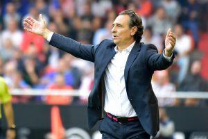 Buvęs Italijos futbolo rinktinės treneris Ispanijoje išdirbo tik tris mėnesius