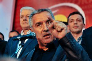Juodkalnijos lyderis: Rusija nori sužlugdyti ES