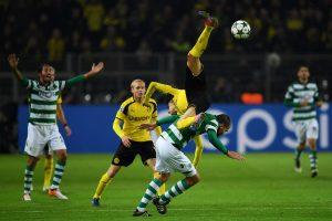 """Čempionų lyga: vietą kitame etape užsitikrino ir """"Borussia"""""""