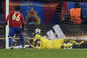 """Čempionų lyga: """"Bayer"""" neįveikęs Maskvos CSKA – ant bedugnės krašto"""