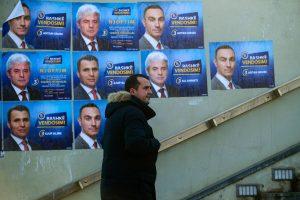 Makedonijoje prasidėjo pirmalaikiai rinkimai