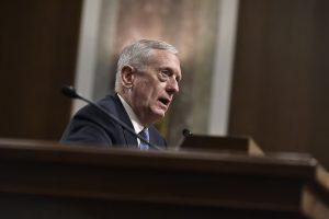 Pentagono viršininku pasirinktas J. Mattisas sutinka su JAV buvimu Baltijos regione