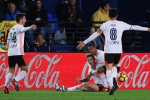 """""""Primera"""" lyga: raudona kortelė ir """"Valencia"""" nesėkmė"""
