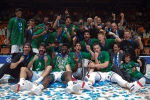 """Malagos """"Unicaja"""" triumfas – Europos taurė ir bilietas į Eurolygą"""