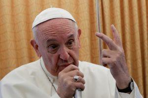 Popiežius ragina derėtis su Šiaurės Korėja