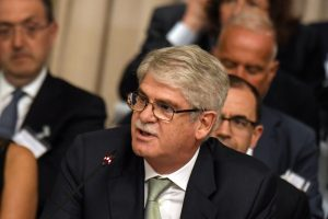 Ispanija pasisako prieš Europos Sąjungos sankcijas Venesuelai