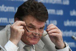 Ukraina teigia Šiaurės Korėjoje galbūt naudotus raketų variklius gaminusi Rusijai