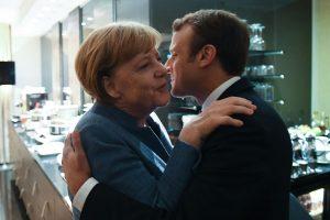 A. Merkel: Vokietija ir Prancūzija sutaria dėl ES ateities