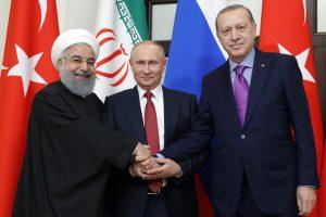 V. Putinas: numatomas visos Sirijos kongresas turėtų duoti stimulą JT taikos deryboms