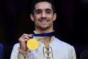 Ispanijos čiuožėjas J. Fernandezas šeštą kartą iš eilės tapo Europos čempionu