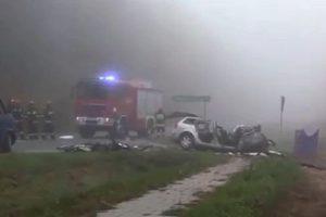 Lenkijoje žuvo trys iš Kauno važiavę bosnių futbolo sirgaliai