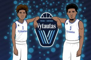 Broliai Ballai pradeda kelionę į Lietuvą