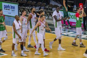 """""""Baskonia"""" krepšininkai patiesė """"Chimki"""" ekipą"""