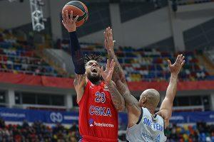 """Eurolygoje – CSKA ir """"Olympiakos"""" komandų pergalės"""