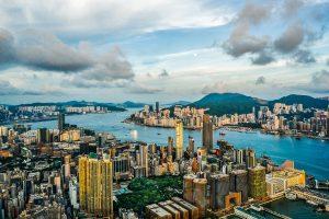 Honkongas: milijono vertos panoramos, šuolis nuo aukščiausios pasaulyje viršūnės