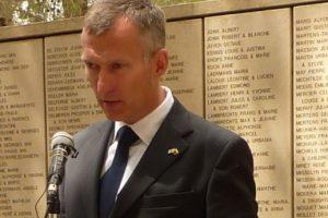 D. Degutis paskirtas specialiu ambasadoriumi darbui Astravo AE klausimais