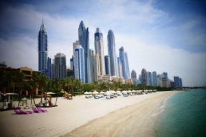 Dubajaus statybų aikštelėje kyla naujas objektas – laimė