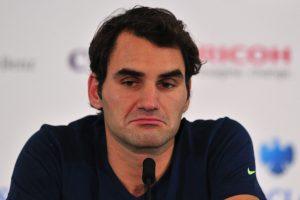 R. Federeris su žmona laukia šeimos pagausėjimo