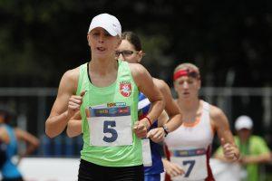 Lietuvos penkiakovininkės liko už pasaulio čempionato finalo borto