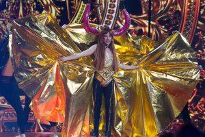 """Nacionalinėje """"Eurovizijos"""" atrankoje triumfavo Lolita Zero"""
