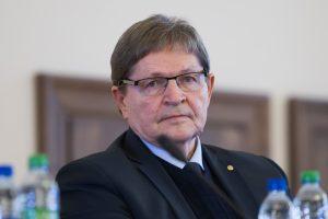 Premjeras apie siūlymą atstatydinti E. Jovaišą: opozicija dirba savo darbą