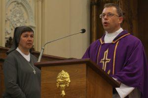 Monsinjoras A. Jurevičius apie T. Matulionį: tauta turi naują globėją danguje