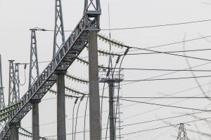 Statybvietėje Vilniuje elektra nutrenkė darbuotoją