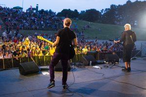 Bus atnaujinama muzikos festivalių organizatorių pamėgta sala Zarasuose