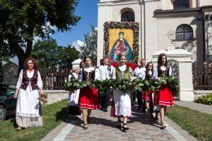 Lietuvos katalikai švenčia Žolinę