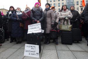 Vilniaus gimnazijos mokytojas: premjeras žemina mokytojus, o tėvai peržengia ribas