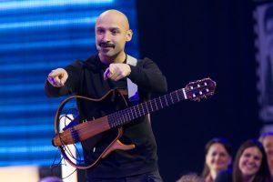 J. Didžiulis: bosanovos stiliaus tautiška giesmė turėtų patikti ir V. Kudirkai