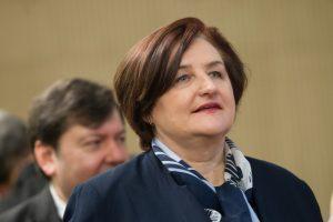 L. Graužinienė neatmeta galimybės dirbti buhaltere, A. Paulauskas – advokatu