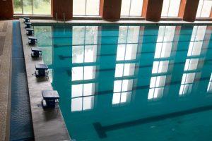 Sporto klubo baseine Vilniuje nuskendo vaikas
