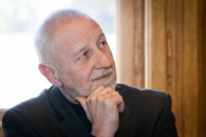 Rašytojui D. Kajokui numatoma skirti pirmojo laipsnio valstybinę pensiją