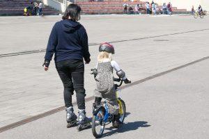 Iš šeimos paimtą vaiką galės priglausti tik patikrinti giminaičiai