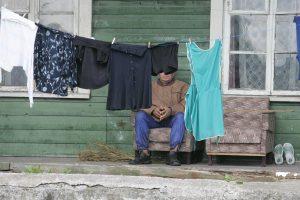 Bendruomenių patalpose – galimybė nemokamai išsiskalbti drabužius ir išsimaudyti