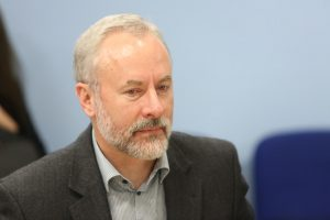 Etikos komisijos pertvarką opozicija vadina šnipštu