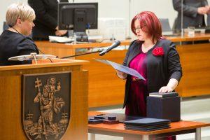 Vilniaus socdemų gretas paliko per penkiasdešimt narių