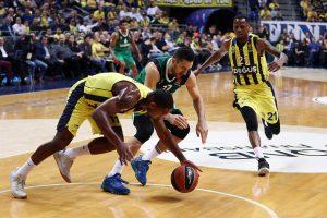 """Įspūdinga: """"Žalgirio"""" krepšininkai išvykoje nugalėjo Eurolygos čempionus"""