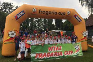 Jaunieji Garliavos futbolininkai garsina Kauno rajoną