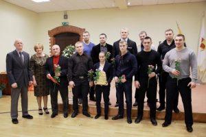 Tarp geriausių Klaipėdos universiteto sportininkų – ir T. Delininkaitis