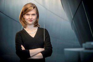 """Festivalyje M. Gražinytė-Tyla diriguos oratoriją """"Pasaulio sutvėrimas"""""""