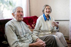 Šimtametis: įsimintiniausia dovana – saldainiai