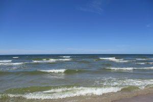 Palanga planuoja turizmo tikslais pumpuoti vandenį iš Baltijos jūros