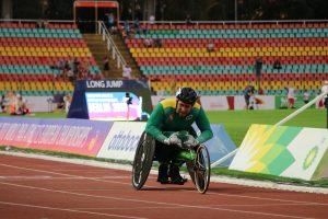 Lengvaatlečiui K. Skučui – Europos neįgaliųjų čempionato sidabras