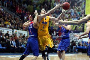 R. Kurtinaičio auklėtiniai neatsilaikė prieš CSKA tanką